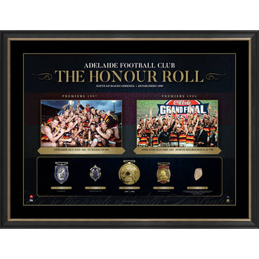 ADELAIDE CROWS 'THE HONOUR ROLL'