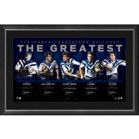 Canterbury-Bankstown Signed 'The Greatest'0