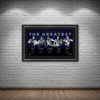 Canterbury-Bankstown Signed 'The Greatest'1