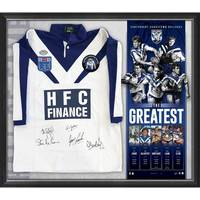 Canterbury-Bankstown Signed 'The Greatest' Jersey0