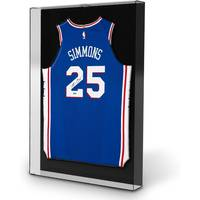 Ben Simmons Signed & Inscription '1st Overall Pick '16' 76ers Away Jersey1