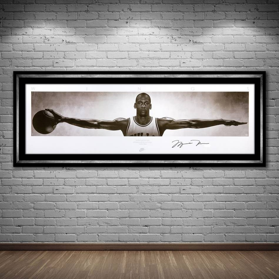 mainMichael Jordan Signed Nike Wings1