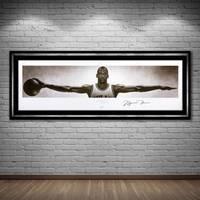 Michael Jordan Signed Nike Wings1