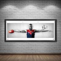 Max Gawn Signed Wings1