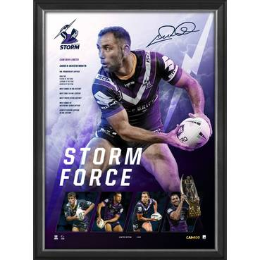 Cameron Smith 'Storm Force' Sportsprint