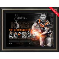 Robbie Farah Signed 'King of Leichhardt'0