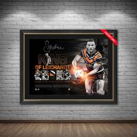 Robbie Farah Signed 'King of Leichhardt'1