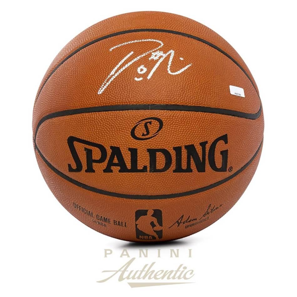 mainDamian Lillard Signed Basketball0