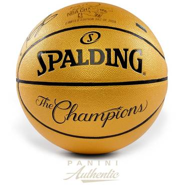 Kevin Durant Signed Commemorative Championship Basketball