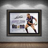 Cameron Smith Signed 'Perfect Storm'1