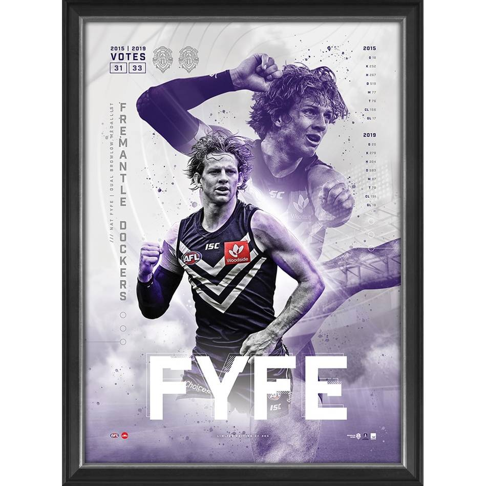 mainNat Fyfe 2019 Brownlow Medal Sportsprint0