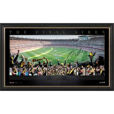 Richmond 2019 Premiers Signed Panoramic