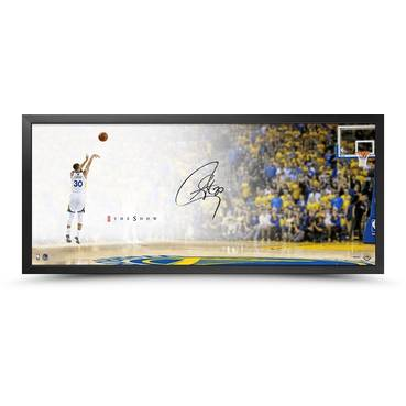 Stephen Curry Signed 'The Show'