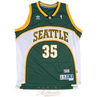 Kevin Durant Signed & Inscribed Seattle Sonics Jersey1