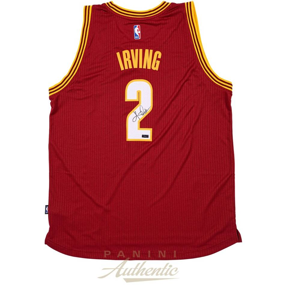 mainKyrie Irving Signed Cleveland Cavaliers Jersey0