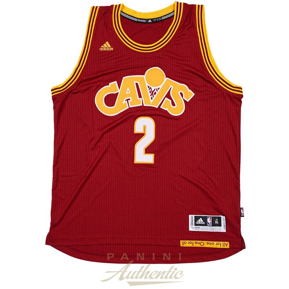 mainKyrie Irving Signed Cleveland Cavaliers Jersey1