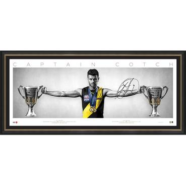 Trent Cotchin Signed Wings