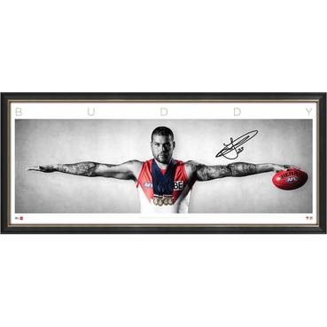 Buddy Franklin Signed Wings