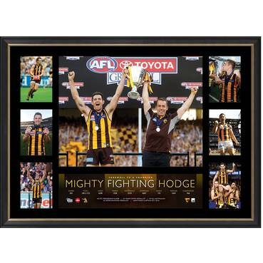 LUKE HODGE 'MIGHTY FIGHTING HODGE'