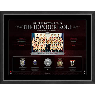 ST KILDA FOOTBALL CLUB 'THE HONOUR ROLL'
