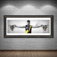 Trent Cotchin Signed Wings1