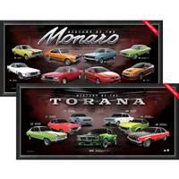 Holden History of the Monaro & Torana Bundle0