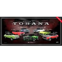 Holden History of the Monaro & Torana Bundle1