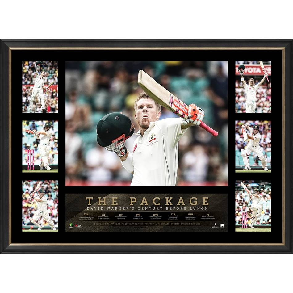 mainDAVE WARNER 'THE PACKAGE'0