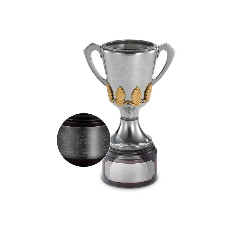 mainCARLTON VFL/AFL REPLICA PREMIERSHIP CUP0