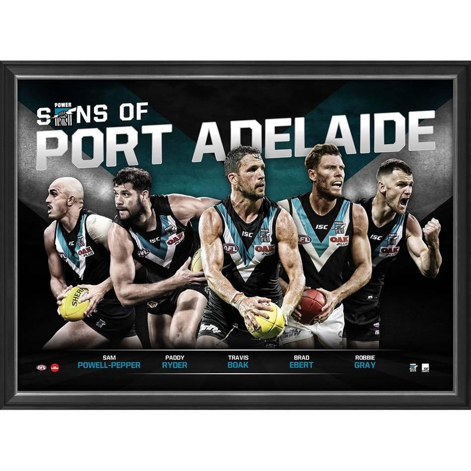 mainPort Adelaide Football Club 'Sons of Port Adelaide'0