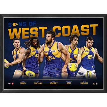 West Coast Eagles 'Sons of West Coast'