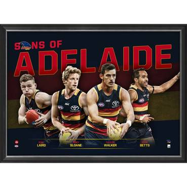Adelaide Crows 'Sons of Adelaide'