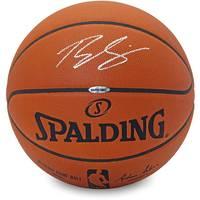 Ben Simmons Signed Spalding Ball0